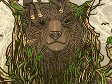 Treebear T-Shirt Design by
