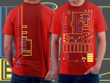 CIRCUIT T-Shirt Design by