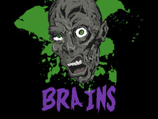 Zombie! T-Shirt Design by