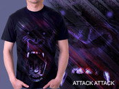 JdeB90 wearing attack attack by psychopsychedellic