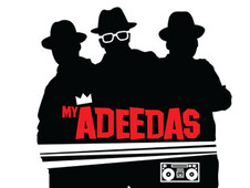 My Adeedas!... T-Shirt Design by