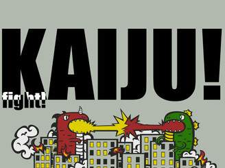 Kaiju! Fight! by theurbanraptor
