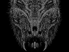 In A Dark Tongue T-Shirt Design by