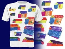 child art T-Shirt Design by