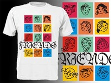 friends T-Shirt Design by