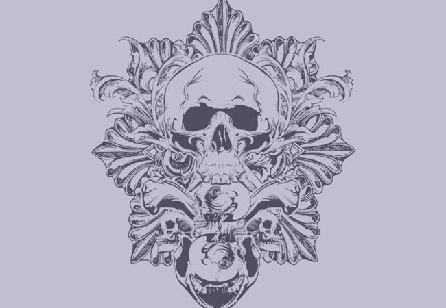Skull to the Bone Crest