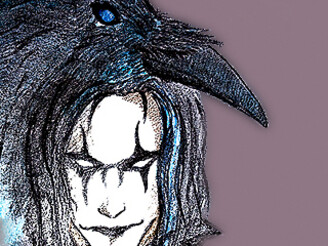 The Crow by pgman