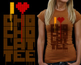 i luv chochola-tee by deyaz