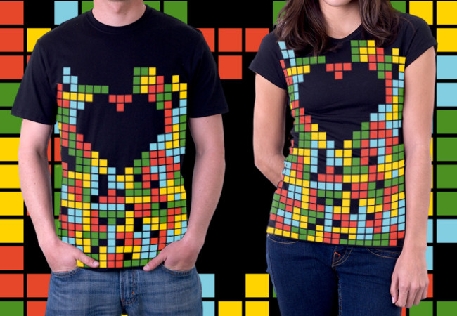 WE LOVE TETRIS