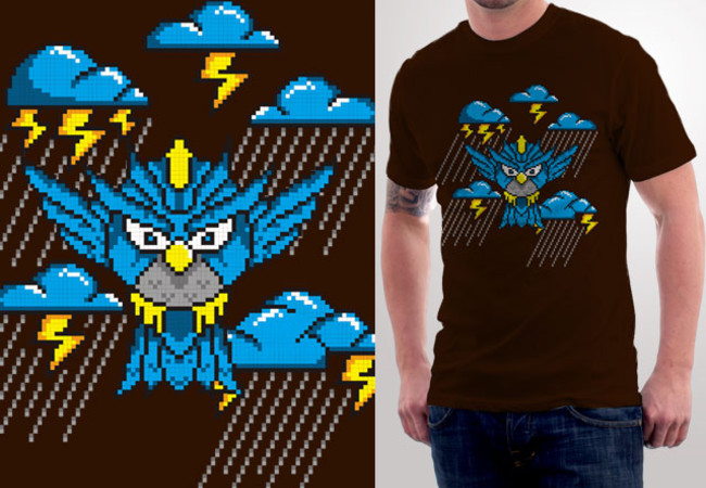 heavy rain for owl