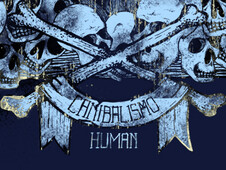 Canibalismo Human T-Shirt Design by