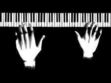 Pianist T-Shirt Design by