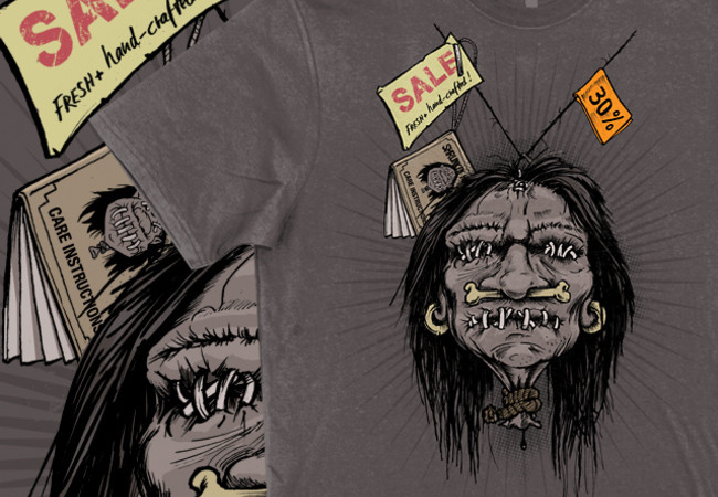 Cheap shrunken heads for sale!