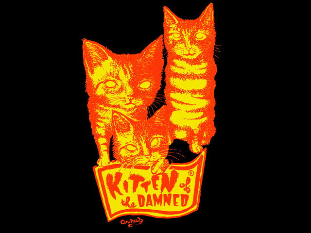 Friskies of the damned