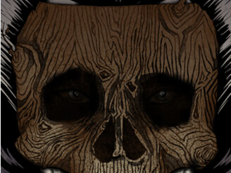 skull-wood-mask by sebasebi