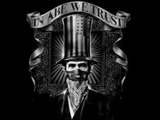 In Abe We Trust T-Shirt Design by