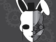 Clockwork Rabbit T-Shirt Design by