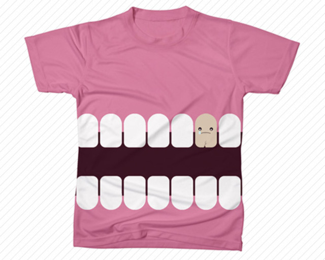 Teeth-Shirt