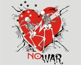 NO WAR by maroja