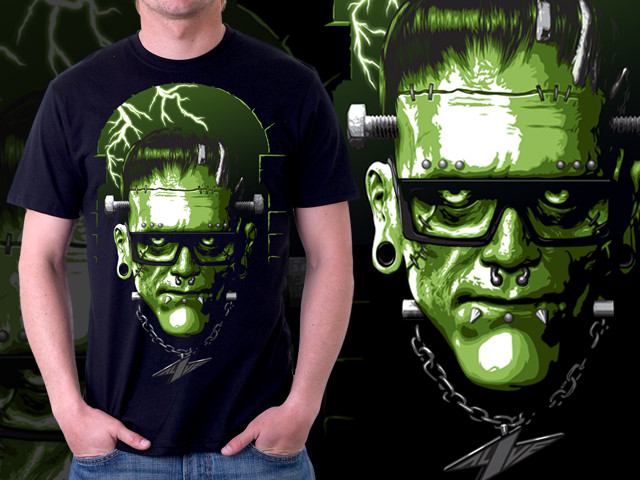Pierce Frankenstein