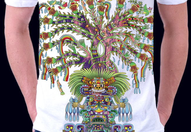 Aztec World Tree
