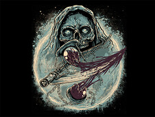 Dead Time T-Shirt Design by
