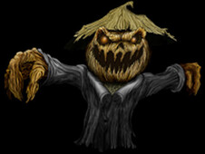 Scarecrow T-Shirt Design by