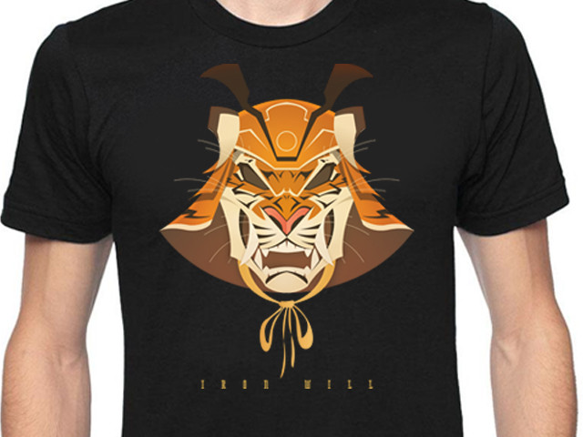 Samurai Tiger Mask