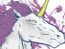 unicorn T-Shirt Design by