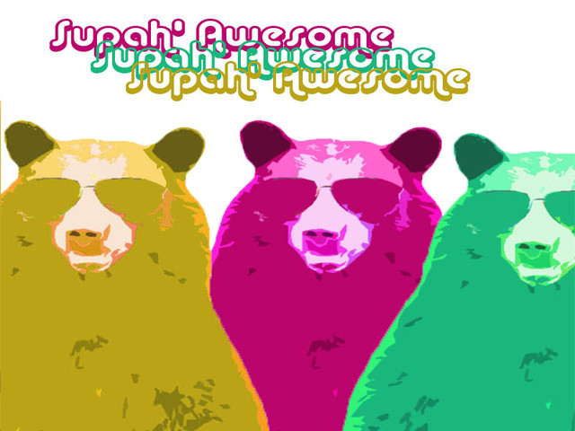Supah' Awesome