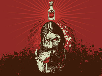 Old Rasputin by dcastle8183