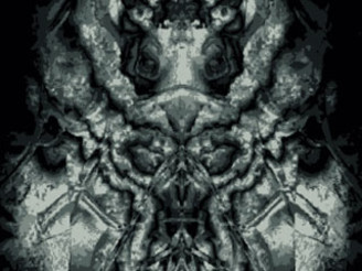 FractalGothic1 by JonBurgessDesign