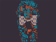 The Poodle Shirt T-Shirt Design by