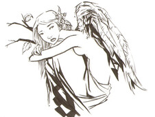 Angel T-Shirt Design by