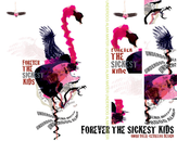 -Rock & Roll flamingo madness FTSK- by oavice