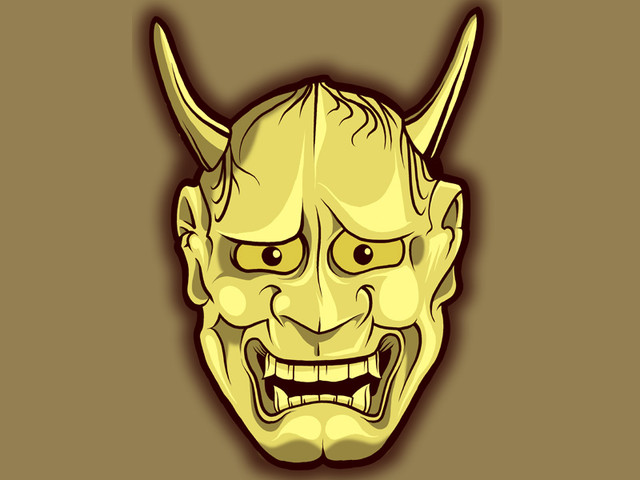 Golden Hannya