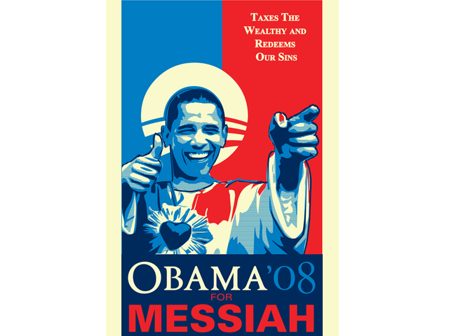 Obama for Messiah