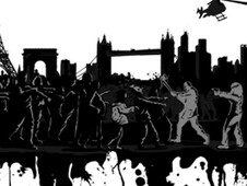 zombie domination T-Shirt Design by