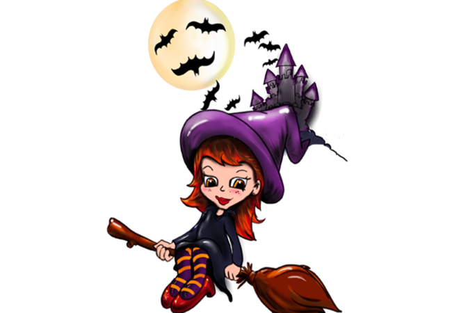 Witching you Happy Halloween
