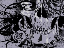 Memento Mori T-Shirt Design by