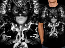 Wild Spirit T-Shirt Design by