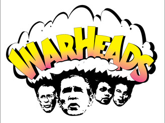 Warheads by Christo