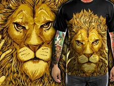 We are Lions T-Shirt Design by
