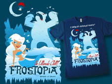 Winter Vacation T-Shirt Design by