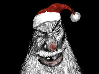 Bad Santa by amorroz