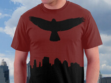 Take Flight T-Shirt Design by
