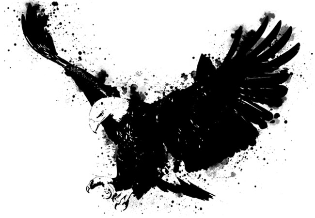 The Inked Eagle
