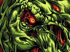jurassic zombie T-Shirt Design by