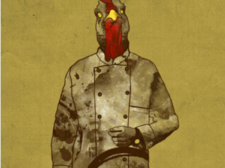 chef cock by onin