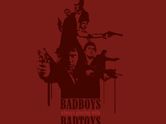 BAD BOYS - BAD TOYS by Psykopat